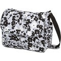The Bumble Collection Ashley Diaper Tote Bag in Evening Bloom