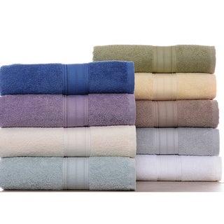 Laura Ashley Cotton Solid 6-piece Towel Set