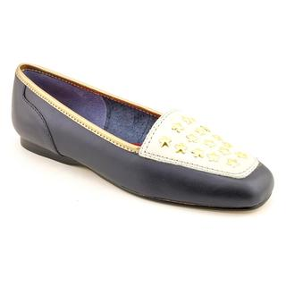 Enzo Angiolini Women's 'Lamel' Leather Casual Shoes - Narrow (Size 11)
