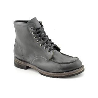 Steve Madden Men's 'Viktor' Leather Boots (Size 11)
