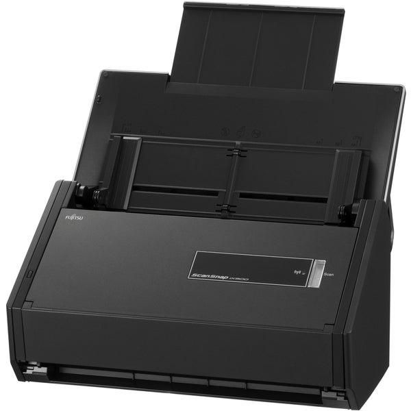 ScanSnap iX500 Deluxe Bundle Desktop Scanner for PC