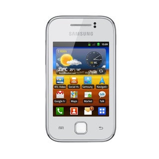 Samsung Galaxy Y GSM Unlocked Android Cell Phone