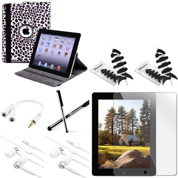 BasAcc Case/ Protector/ Splitter/ Headset/ Stylus for Apple iPad 3