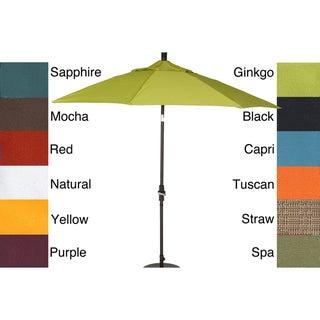 Phat Tommy 7.5-foot Pacifica Fabric Aluminum Umbrella