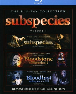 Subspecies Box Set (Blu-ray Disc)