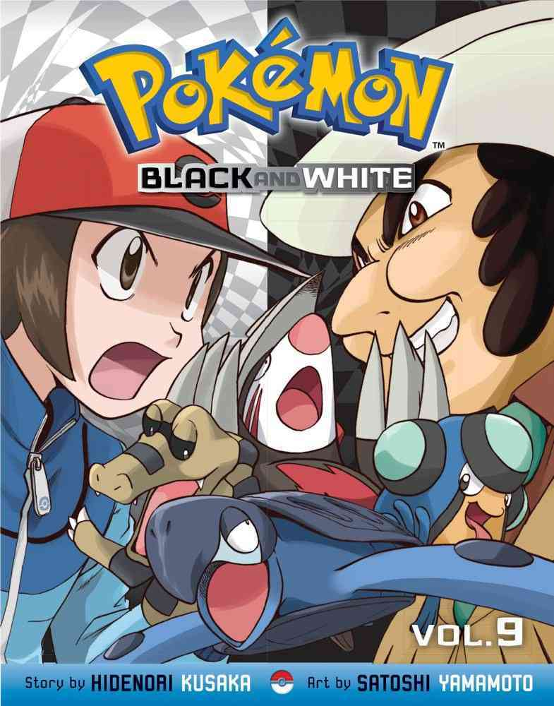 Pokemon Black and White 9 (Paperback)