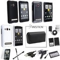 Case/ Chargers/ Cable/ Battery/ Protector/ Leather Case for HTC EVO 4G