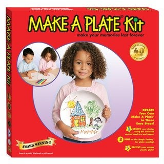 Makit Products Inc. &#39;Make A Plate&#39; Kit