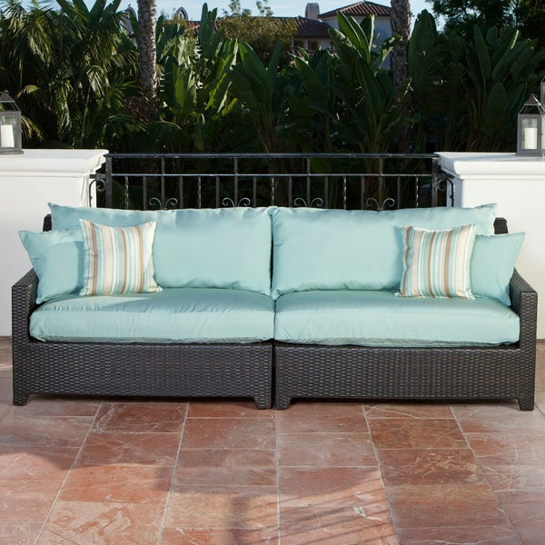 RST Brands Bliss Patio Sofa