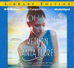 Return to Santa Flores: Library Edition (CD-Audio)