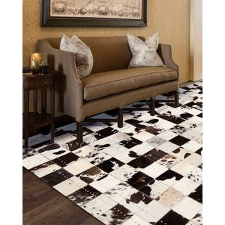 Barclay Butera by Nourison Medley Leather Tuxedo Rug (8' x 11')
