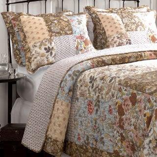 Camilla 3-piece Quilt Set