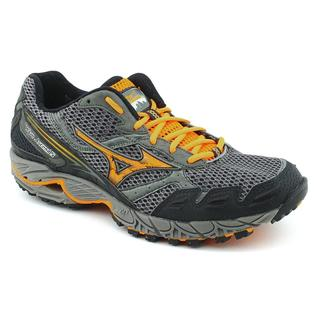 Mizuno Men's 'Wave Ascend 5' Mesh Athletic Shoe (Size 12.5)