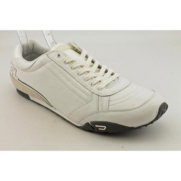 Diesel Men's 'Harold Take' Leather Athletic Shoe