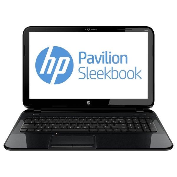 "HP Pavilion Sleekbook 15-b100 15-b123nr 15.6"" Notebook - AMD A-Series"