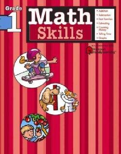 Math Skills: Grade 1 (Paperback)