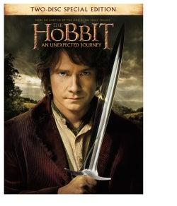 The Hobbit: An Unexpected Journey (DVD)