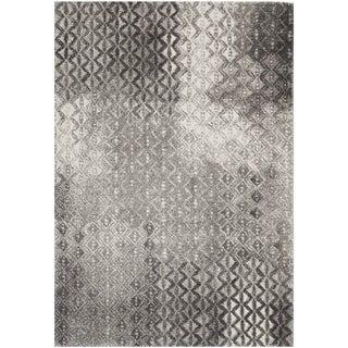 Safavieh Porcello Grey Rug (6'7 x 9'6)