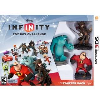 Nintendo 3DS - Disney Infinity: Toy Box Challenge Starter Pack