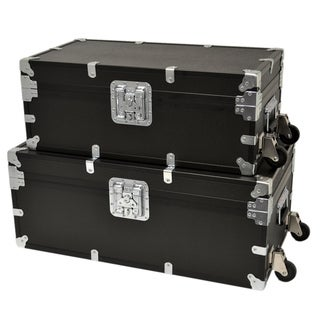 Artisans Domestic Ultimate Rolling Airline and Travel Trunk