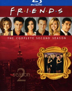 Friends: The Complete Second Season (Blu-ray Disc)