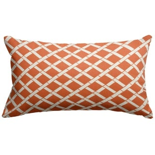 Indoor/Outdoor Bamboo Small Pillow