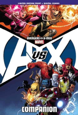 Avengers Vs. X-Men Companion (Hardcover)