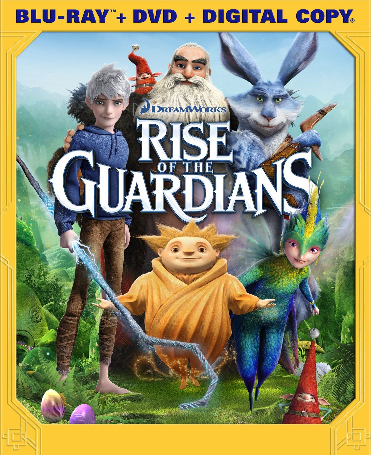 Rise of the Guardians (Blu-ray/DVD)