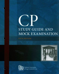 CP Study Guide and Mock Examination (Paperback)