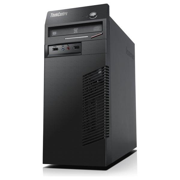 Lenovo ThinkCentre M72e 0958A6U Desktop Computer - Intel Core i3 i3-3