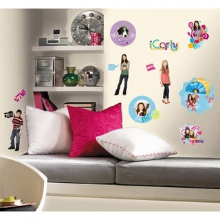 iCarly Peel & Stick Wall Decals