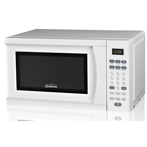 Sunbeam SGS90701W White Microwave Oven