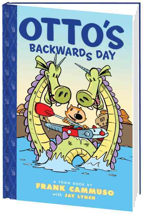 Otto's Backwards Day (Hardcover)