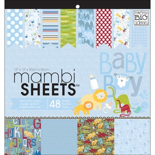 MAMBI Sheets Specialty Cardstock 12