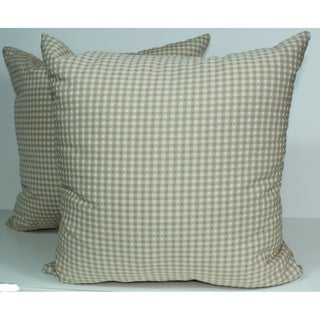 RLF Home Colburn Birch 16-inch Decorative Pillows (Set of 2)
