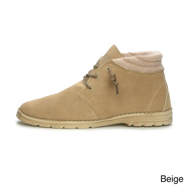Hey Dude Men's 'Pasione' Chukka Suede Winter Boots