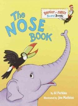 The Nose Book (Board book)