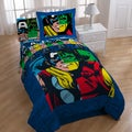 Avengers Cut Up Twin size 4-piece Bed in a Bag with Sheet Set