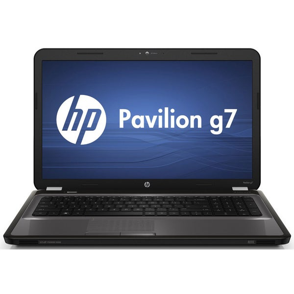 "HP Pavilion g7-1350dx 2.4GHz 500GB 17.3"" Laptop (Refurbished)"