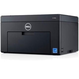Dell C1660W LED Printer - Color - 600 x 600 dpi Print - Plain Paper P