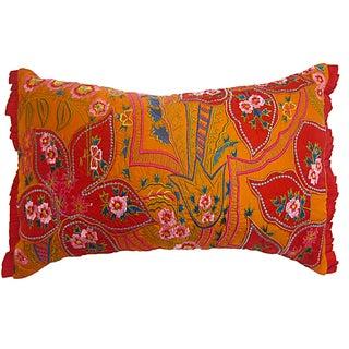 Watsonia Decorative Pillow