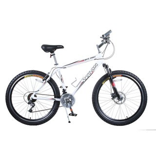 Titan White Knight 21-speed All Terrain Mountain Bike