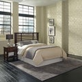 Cabin Creek Queen/ Full Headboard and Night Stand
