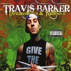 TRAVIS BARKER - DRUMSTICKS & TATTOOS