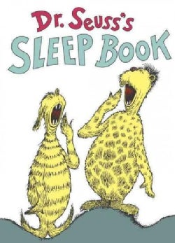 Dr. Seuss's Sleep Book: 50th Anniversary Edition (Hardcover)