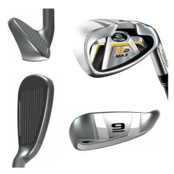 Cobra Men's S2 Max Iron Set