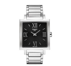 Tissot Women's Stainless Steel T-Trend Happy Chic Watch