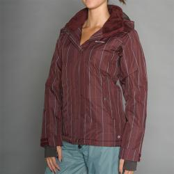 Columbia Women's Ode to Attitude Wine Ski Jacket