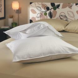 Aristocrat 305 Thread Count Zip Pillow Protectors (Set of 2)