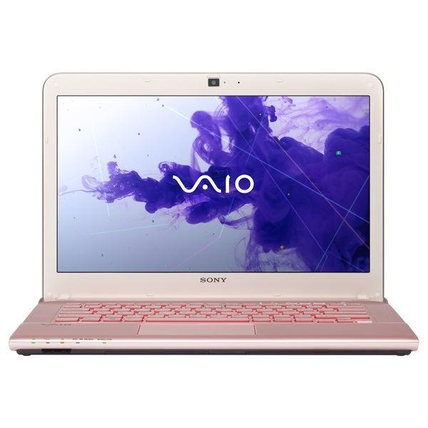 "Sony VAIO E SVE14132CXP 14"" LED Notebook - Intel Core i3 i3-3120M Dua"